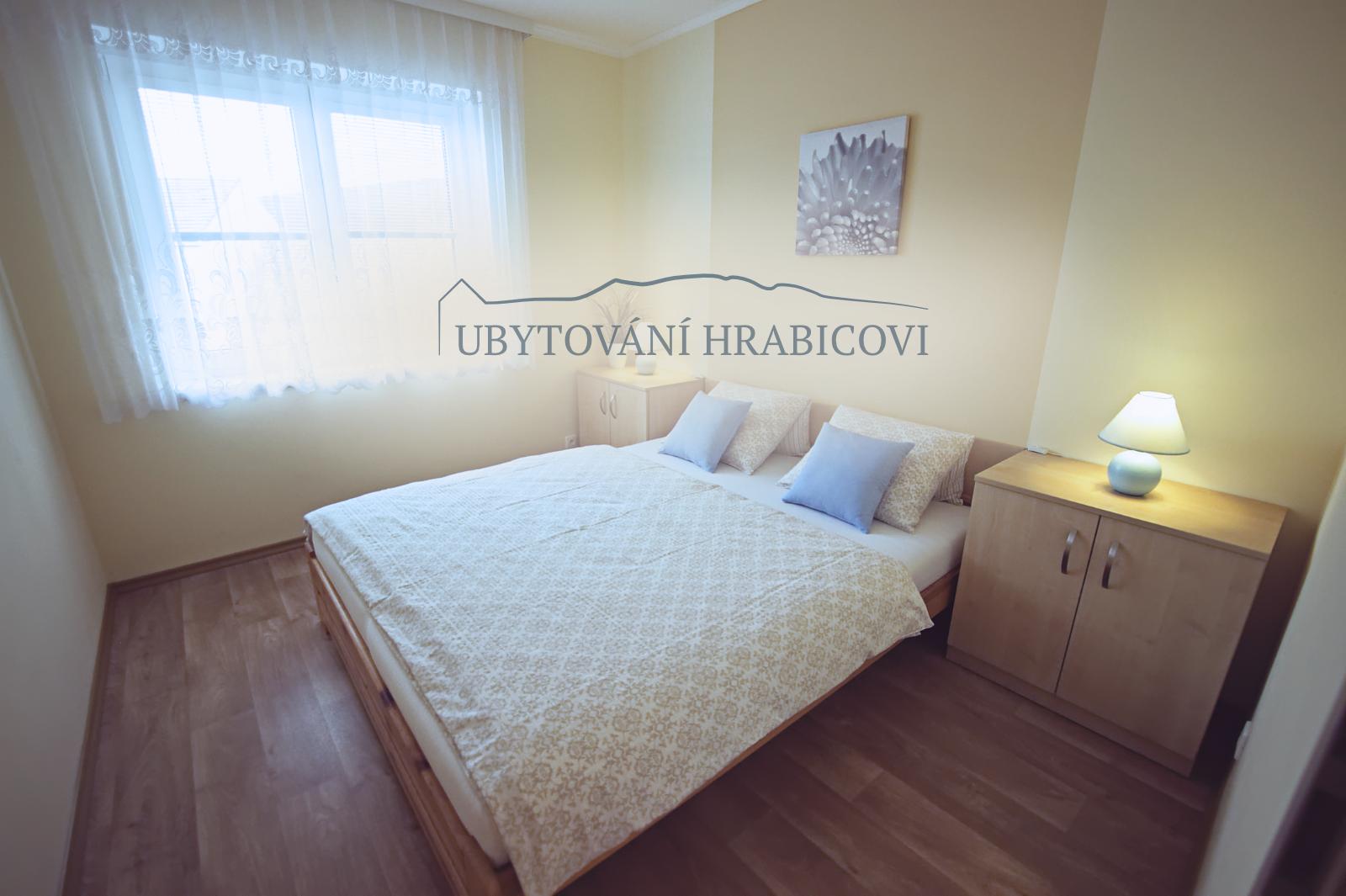 04 Ubytování Hrabicovi Milovice Pálava Mikulov
